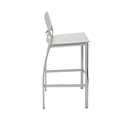 Schmeing Bar Stool Color: White
