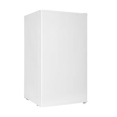 E-Star 3.3 cu. ft. Compact Refrigerator Finish: White