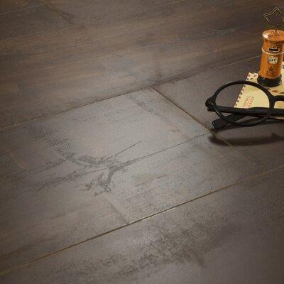 "Legno 8"" x 48"" x 12mm Laminate Flooring in Turin Dry"