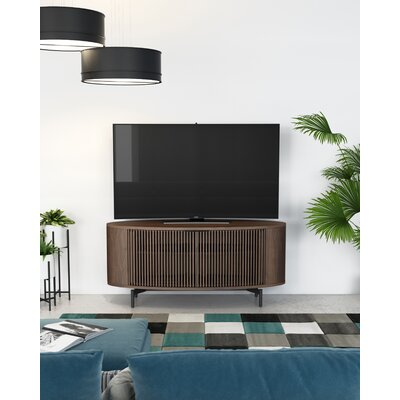 "Olis 64"" TV Stand Color: Toasted Walnut"