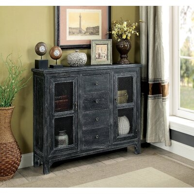 Princess Hallway Accent Cabinet Finish: Antique Black
