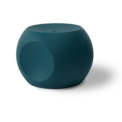 Dimple Planter Stool Color: Midnight Blue