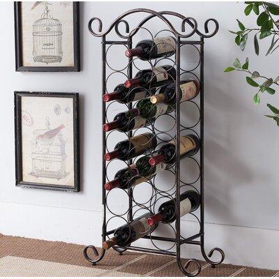 Corell Park 20 Floor Wine Rack