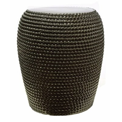 Prevost Beaded Garden Stool