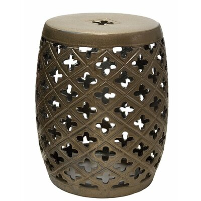 Reith Bloom Garden Stool