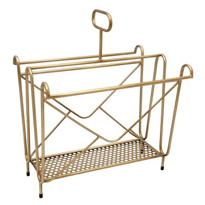 Gipson Well Designed Magazine Rack
