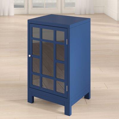 Chantay Accent Cabinet Color: Indigo