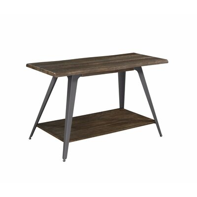 Perz Sleek Wooden Console Table
