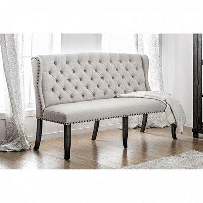 Holstentor Upholstered Bench