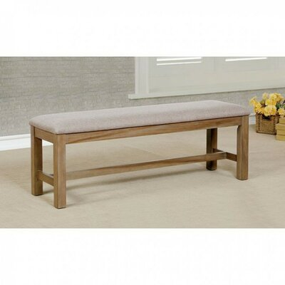 Petrosky Wooden Wood Bench