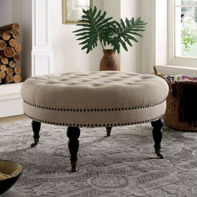Klem Plushy Upholstered Bench
