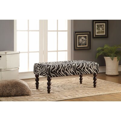 Priebe Upholstered Bench