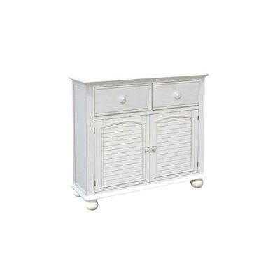Livengood 2 Drawer Accent Cabinet