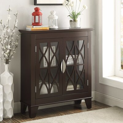 Landaverde Rectangular 2 Door Accent Cabinet