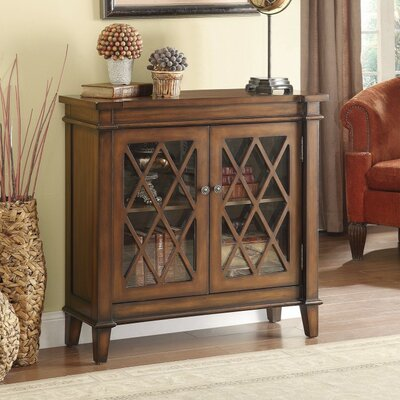 Ritter Fine Looking 2 Door Accent Cabinet