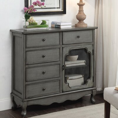 Beckley Modish 5 Door Accent Cabinet