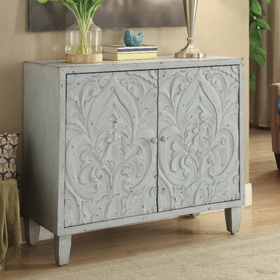 Englert Well Made 2 Door Accent Cabinet