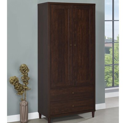 Ritzman Wooden 2 Door Accent Cabinet