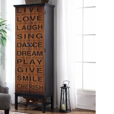 Mariah Elegant 2 Door Accent Cabinet