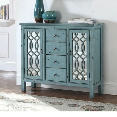 Hirst Traditional 2 Door Accent Cabinet