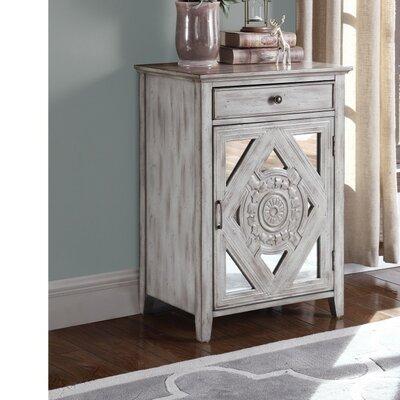Wilkinson Wooden 1 Door Accent Cabinet
