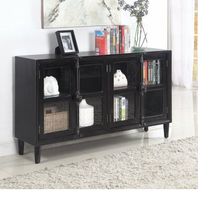 Kratz Traditional Wooden Accent Cabinet