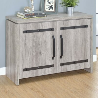 Beckett Wooden Accent Cabinet