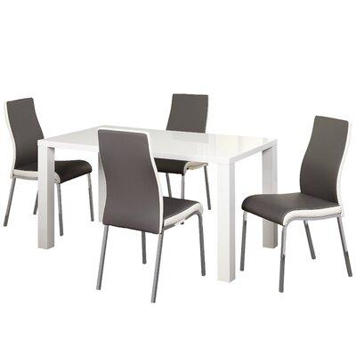 Matteoli 5 Piece Dining Set