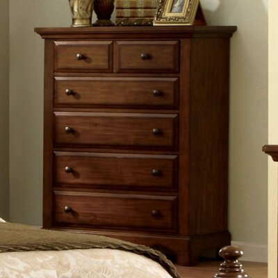 Kruger 6 Drawer Accent Chest