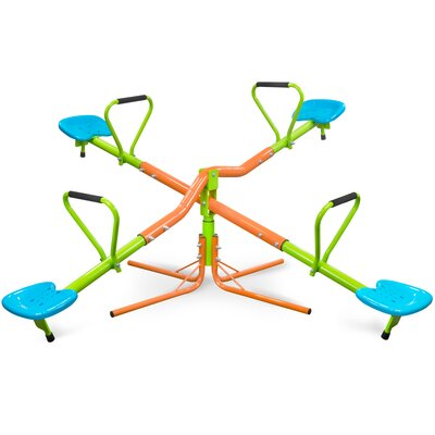 360 Quad Swivel Kids Seesaw