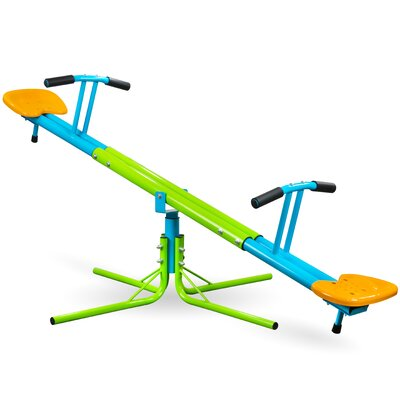 Heavy Duty 360 Kids Swivel Seesaw