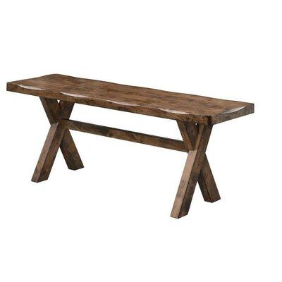 Barron Wood Bench