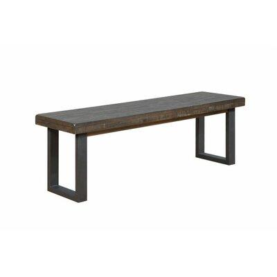 Batchelder Wood Bench
