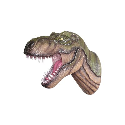 Michaud Jurassic Dinosaur T-Rex Faux Taxidermy Color: Realistic