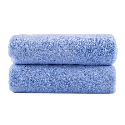 Palko Luxury Hotel and Spa Bath Sheet Color: Blue