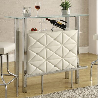 Oppel Bar with Wine Storage