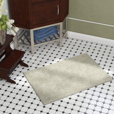 """Berger Sage Bath Mat Size: 24'' H x 36'' W x 0.47"""" D, Color: Sage"""