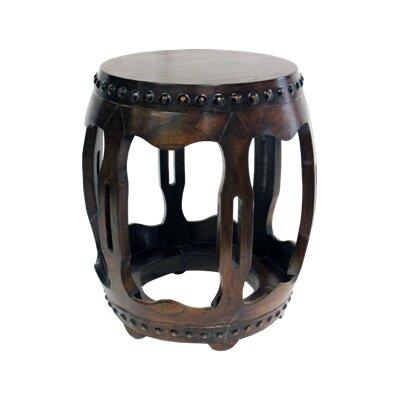 Adams Northwest Drum Accent Stool