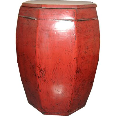 Akins Drum Accent Stool