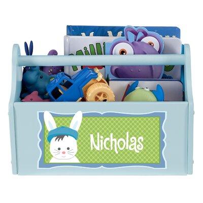 Klingbeil Bunny Caddy Personalized Toy Organiser