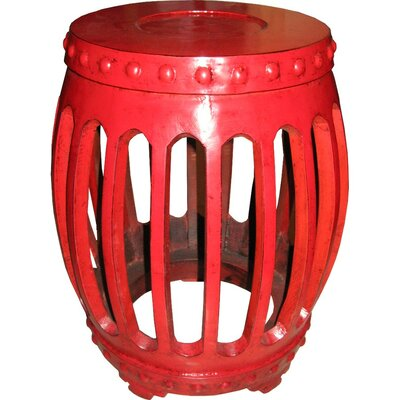 Aitken Drum Accent Stool