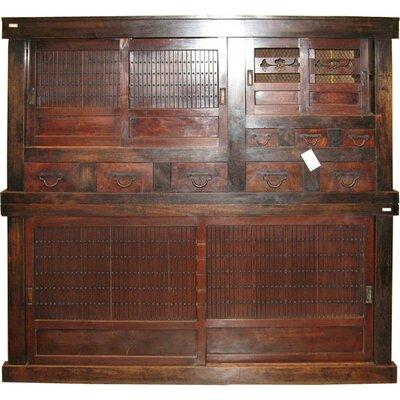 Aarav 2 Door Accent Cabinet