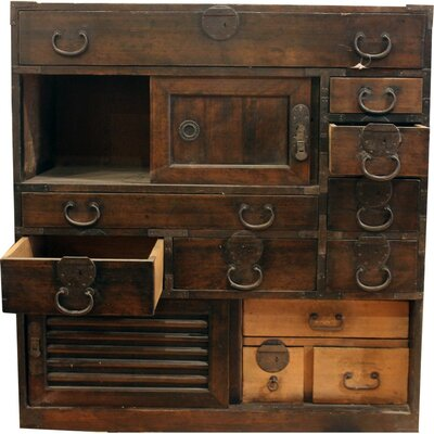Longstreet 10 Drawer Chest