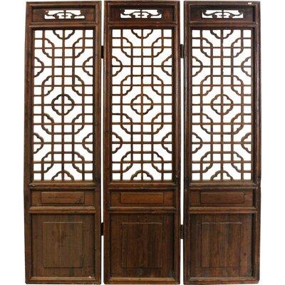 Abbate 3 Panel Room Divider