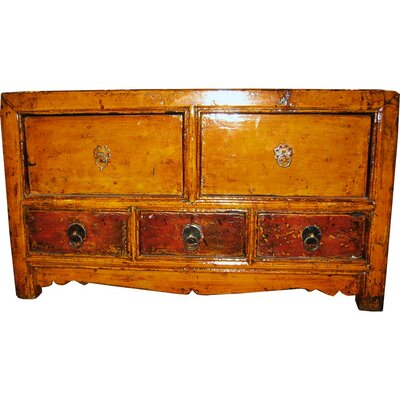 Abequa 5 Drawer Chest