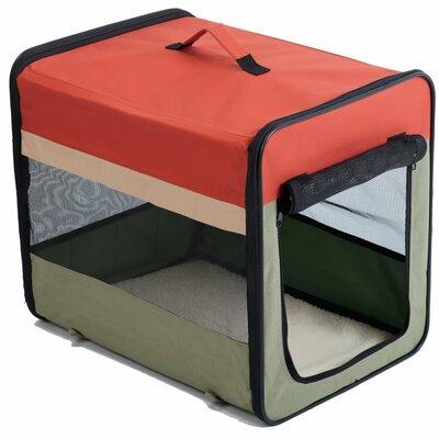 """Foldable Pet Carrier Size: 29"""" H x 26"""" W x 36"""" D"""