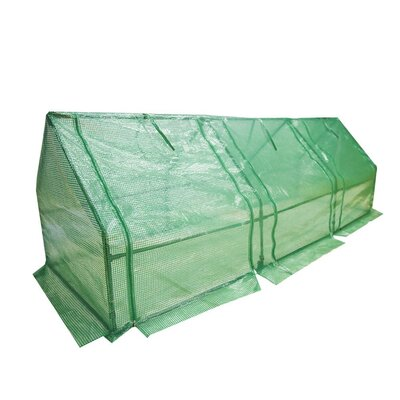 9 Ft. W x 3 Ft. D Mini Greenhouse