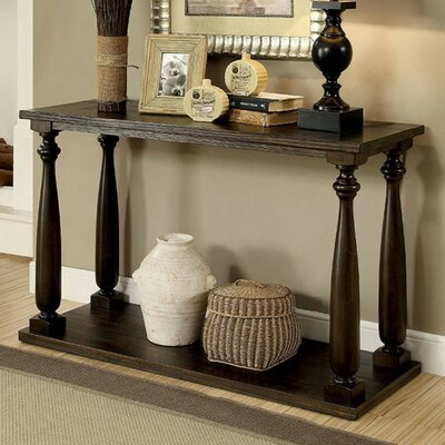Barbury Uniquely Framed Console Table