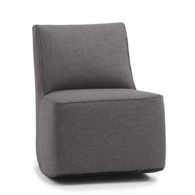 Big Joe Rocking Chair Color: Gray