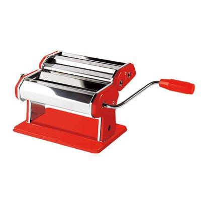 Strauss Jumbo Pasta Maker Color: Red